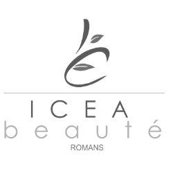 Création logo et site internet, publication : Icéa Beauté