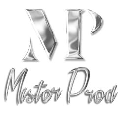 Création logo et site internet : MisterProd