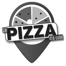 Création Flyer et logo : La Pizza d'à Côté